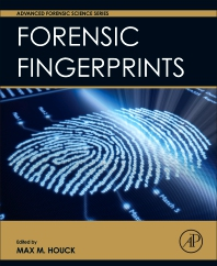 Cover image for Forensic Fingerprints
