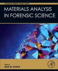 Cover image for Materials Analysis in Forensic Science