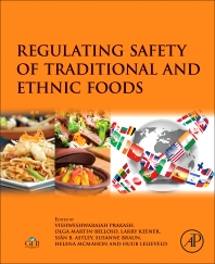 Cover image for Regulating Safety of Traditional and Ethnic Foods
