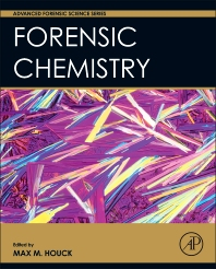 Cover image for Forensic Chemistry