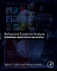 Behavioral Evidence Analysis - 1st Edition - ISBN: 9780128006078, 9780128006269