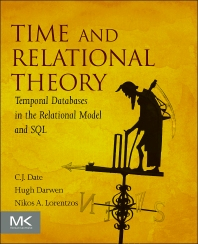 Cover image for Time and Relational Theory
