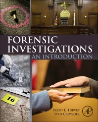 Cover image for Forensic Investigations