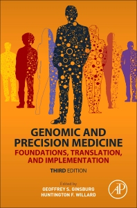 cover of Genomic and Precision Medicine - 3rd Edition