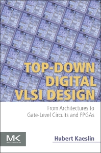Cover image for Top-Down Digital VLSI Design