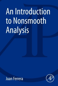 Cover image for An Introduction to Nonsmooth Analysis