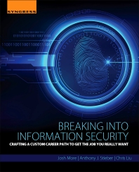 Cover image for Breaking into Information Security