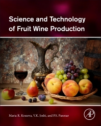 Cover image for Science and Technology of Fruit Wine Production