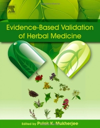 Cover image for Evidence-Based Validation of Herbal Medicine