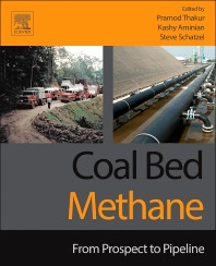 Cover image for Coal Bed Methane
