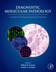 Cover image for Diagnostic Molecular Pathology