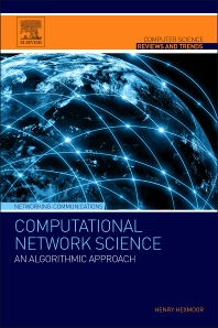 Cover image for Computational Network Science
