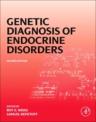 Cover image for Genetic Diagnosis of Endocrine Disorders