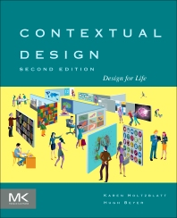 Cover image for Contextual Design