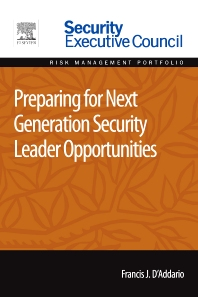 Cover image for Preparing for Next Generation Security Leader Opportunities