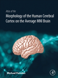 Cover image for Atlas of the Morphology of the Human Cerebral Cortex on the Average MNI Brain