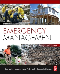 Cover image for Introduction to Emergency Management, Enhanced