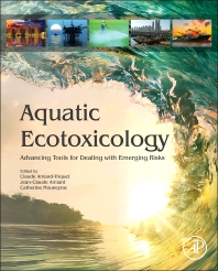 Cover image for Aquatic Ecotoxicology