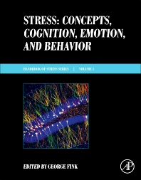 Cover image for Stress: Concepts, Cognition, Emotion, and Behavior
