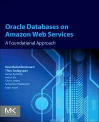 Cover image for Oracle Databases on Amazon Web Services