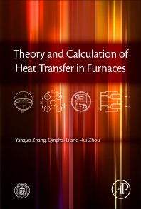 Cover image for Theory and Calculation of Heat Transfer in Furnaces