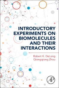 Cover image for Introductory Experiments on Biomolecules and their Interactions