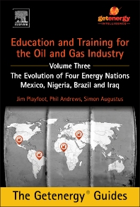 Cover image for Education and Training for the Oil and Gas Industry: The Evolution of Four Energy Nations