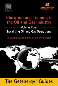 Cover image for Education and Training for the Oil and Gas Industry