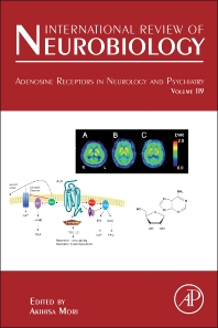 Cover image for Adenosine Receptors in Neurology and Psychiatry