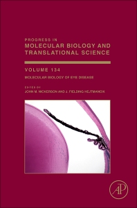 Cover image for Molecular Biology of Eye Disease