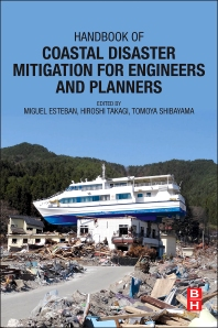 Cover image for Handbook of Coastal Disaster Mitigation for Engineers and Planners