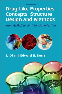 Drug-Like Properties, 2nd Edition,Li Di,Edward Kerns,ISBN9780128010761