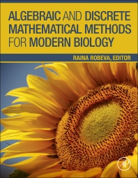 Cover image for Algebraic and Discrete Mathematical Methods for Modern Biology