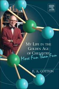 My Life in the Golden Age of Chemistry - 1st Edition - ISBN: 9780128012161, 9780128013380