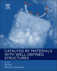 cover of Catalysis by Materials with Well-Defined Structures - 1st Edition