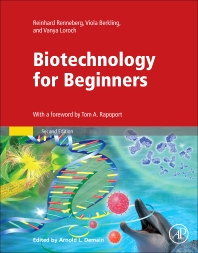 Cover image for Biotechnology for Beginners