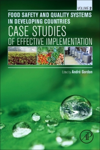 cover of Food Safety and Quality Systems in Developing Countries - 1st Edition