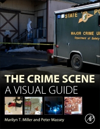 Cover image for The Crime Scene