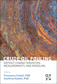 Cover image for Crude Oil Fouling