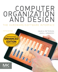 Cover image for Computer Organization and Design, Enhanced