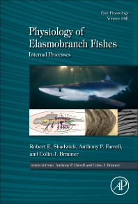 Cover image for Physiology of Elasmobranch Fishes: Internal Processes