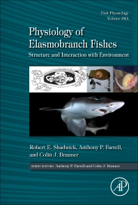 Physiology of Elasmobranch Fishes: Structure and Interaction with Environment - 1st Edition - ISBN: 9780128012895, 9780128014431