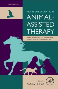 Cover image for Handbook on Animal-Assisted Therapy