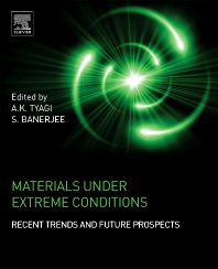 Cover image for Materials Under Extreme Conditions