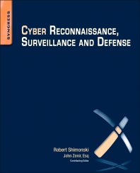 Cover image for Cyber Reconnaissance, Surveillance and Defense