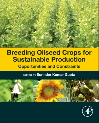 Cover image for Breeding Oilseed Crops for Sustainable Production