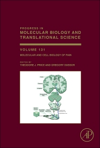 Cover image for Molecular and Cell Biology of Pain