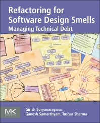 Cover image for Refactoring for Software Design Smells