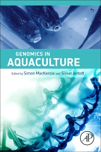Cover image for Genomics in Aquaculture