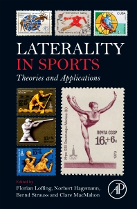 Cover image for Laterality in Sports